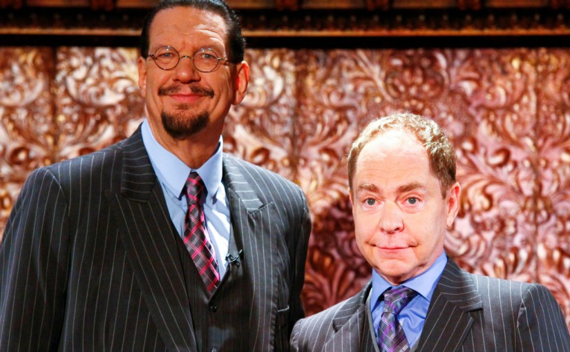 Satire  |  Trump Reaches Out to Penn & Teller to Make Mueller Investigation Disappear; Penn: We'll Do Our Best